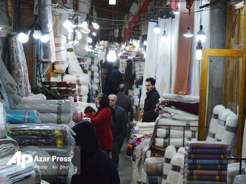 بازار بزازان تبریز
