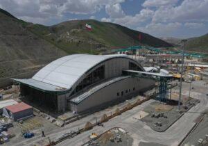 پیشرفت ساختمان مسافری و تجاری پایانه مرزی رازی خوی به ۷۰ درصد رسید