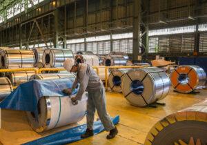 ظرفیت تولید شمش فولاد استان اردبیل ۲ برابر افزایش مییابد