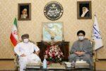 ارتباطات دوستانه بین ایران و عمان باعث رفع موانع توسعه ای می شود