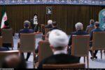 """رهبر انقلاب در دیدار با دولت """"انصاف سیاسی"""" را رعایت کردند"""