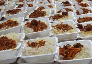پخت و توزیع غذای گرم به تعداد ۵ هزار پرس در تبریز